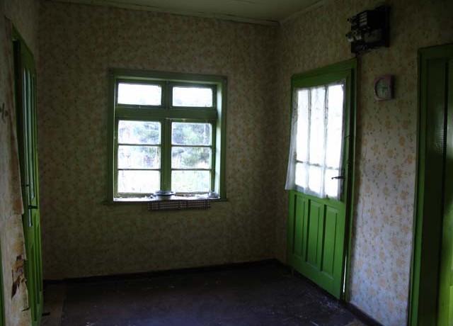 corridor second floor