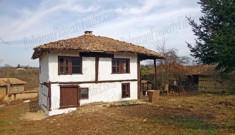History Stone House in Bulgaria0001