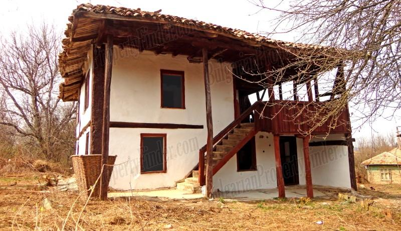 History Stone House in Bulgaria0004
