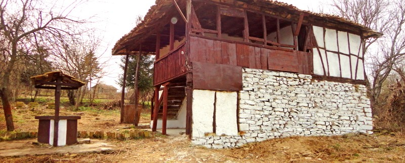 History Stone House in Bulgaria0026