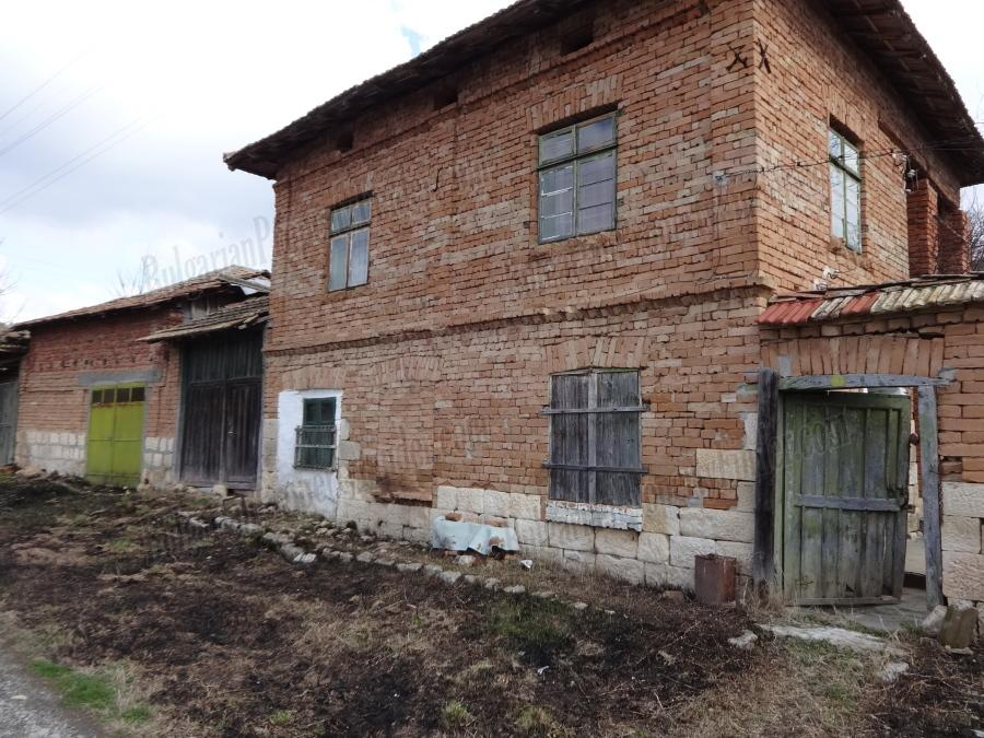Bulgarian Property For Sale Near Razgrad And Ruse