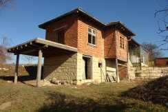 Partly Renovated House for Sale in Bulgaria BPFBS15012502 – Karan Varbovka