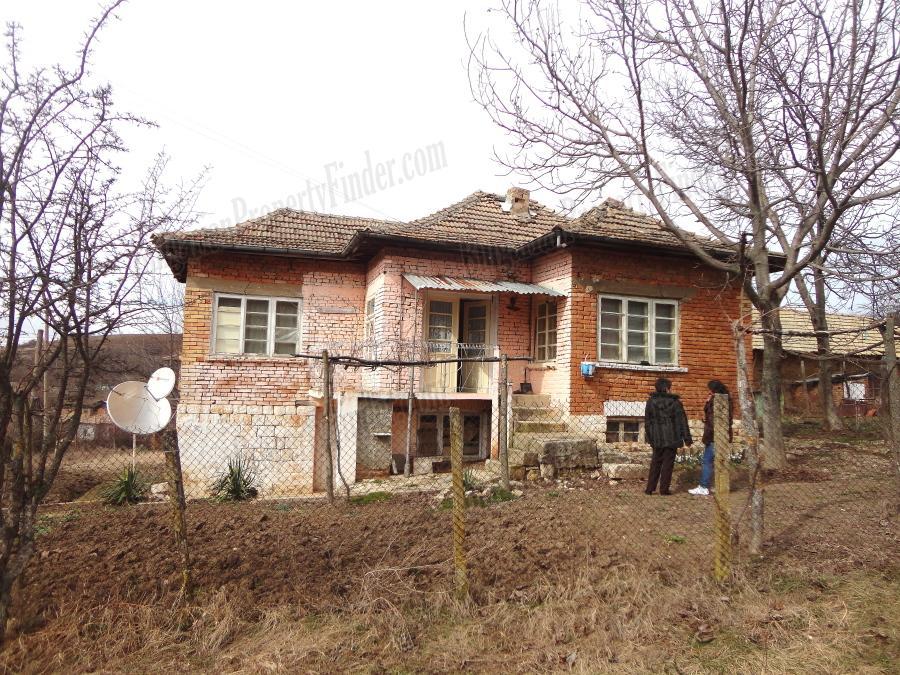 house for sale in bulgaria near popovo and veliko tarnovo