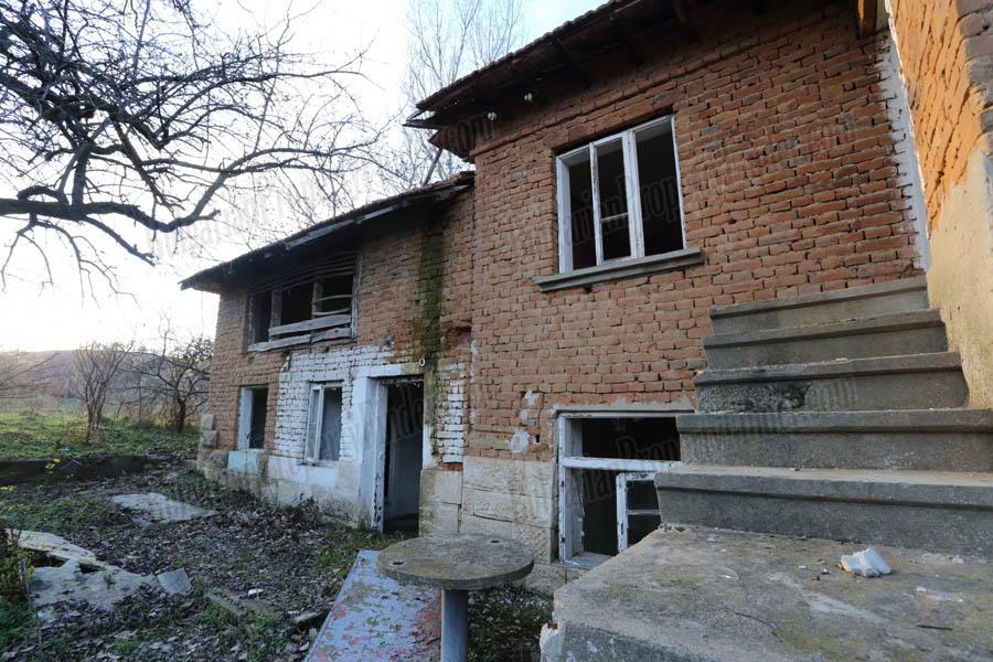 Cozy Bulgarian House on Danube River BPFVG1512292 Batin