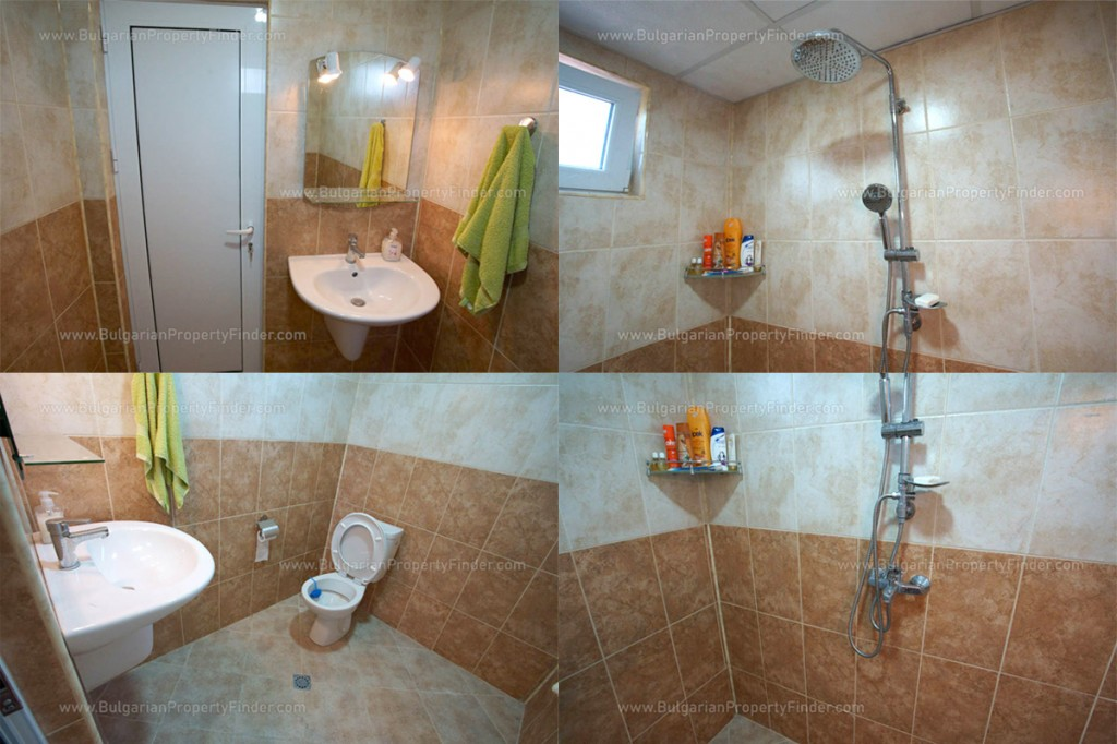 Bathroom in Bulgaria